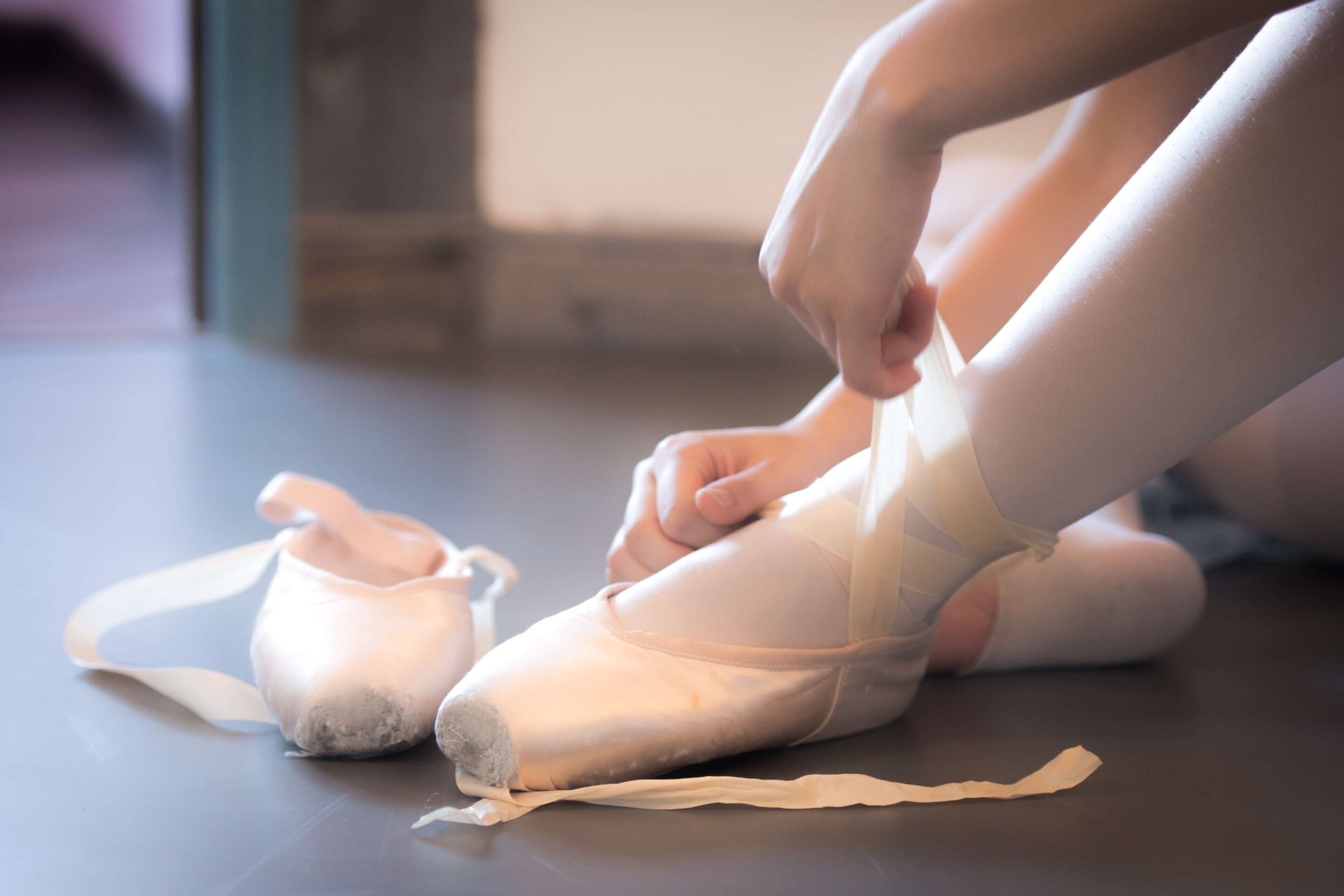 Dance for Beginners: Choosing the Right Pointe Shoes