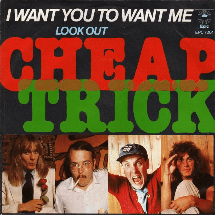Cheap Trick I Want You To Want Me