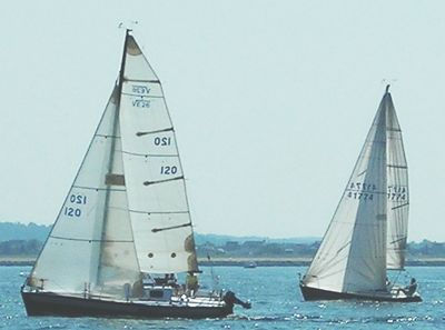 Inboard and Outboard Engine Sailboats