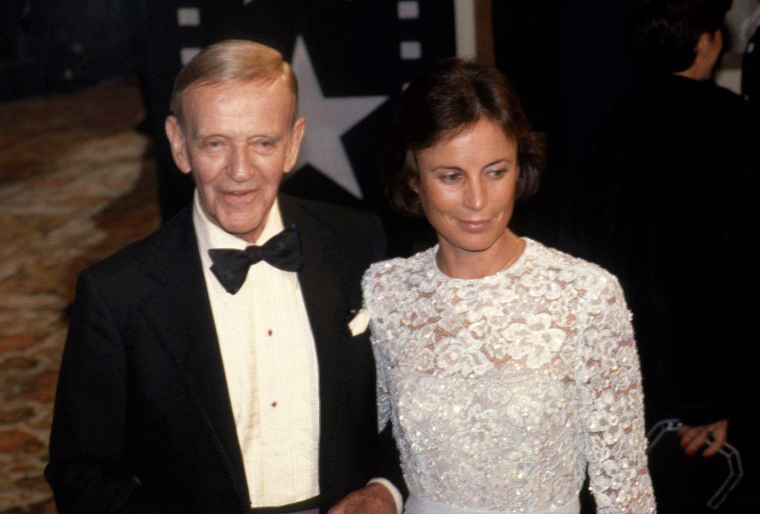 Fred Astaire and Robyn Smith