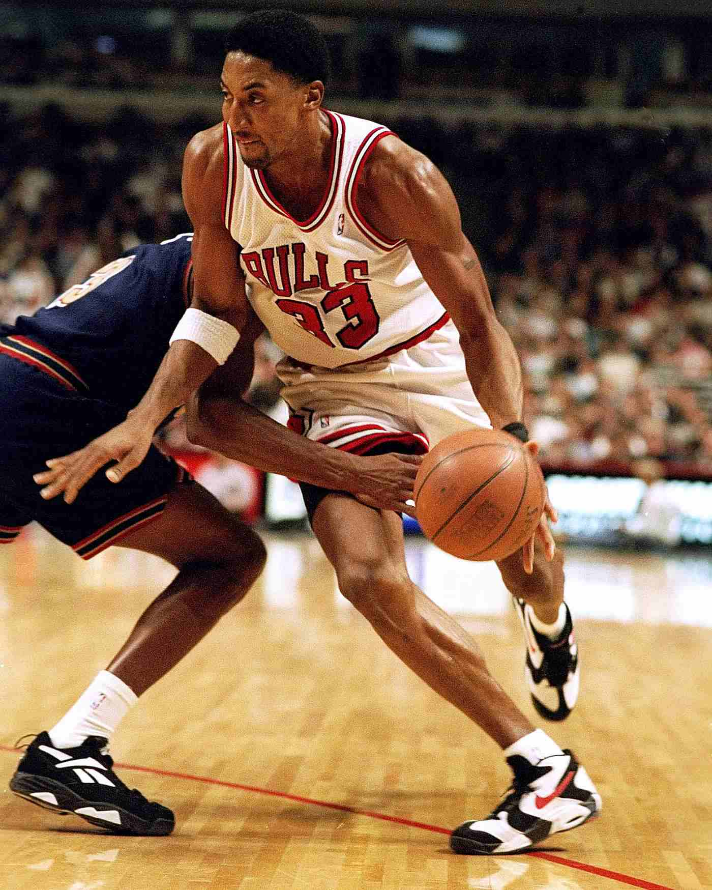 the best attitude 27083 019cd Scottie Pippen s 10 Best On-Court Shoes
