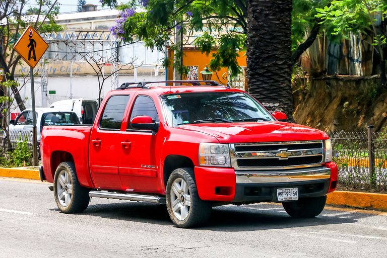 Chevy Silverado Ignition Timing Specifications