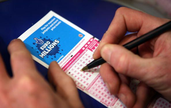 Lottery Ticket by Peter MacDiarmid / Getty Images