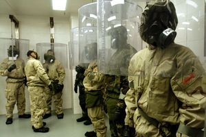 chemical warfare defense at fort leonard wood
