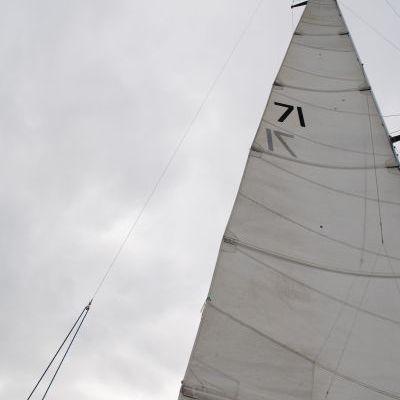Sailboat Topping Lift