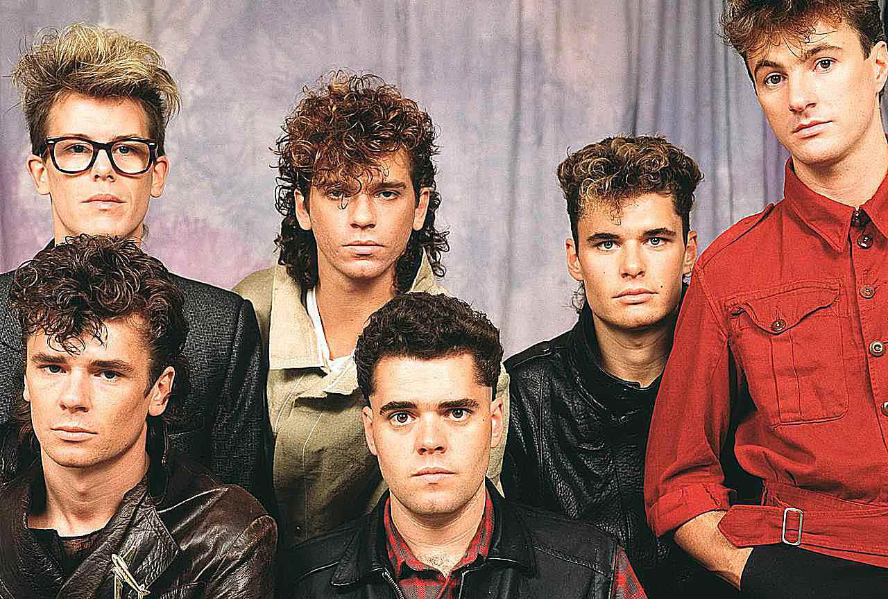 Top '80s Songs of Australian Mainstream Rock Band INXS
