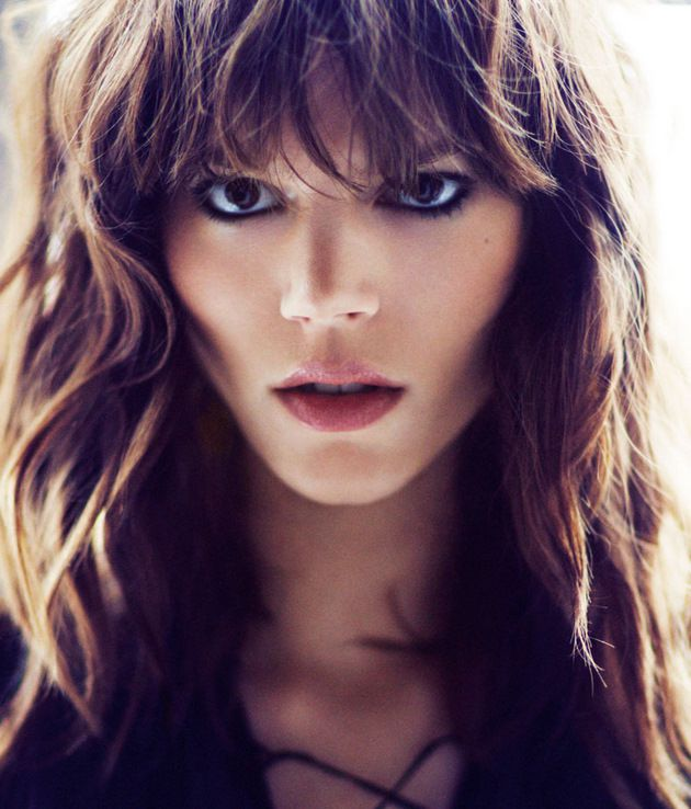 The Best And Worst Hairstyles For Square Shaped Faces