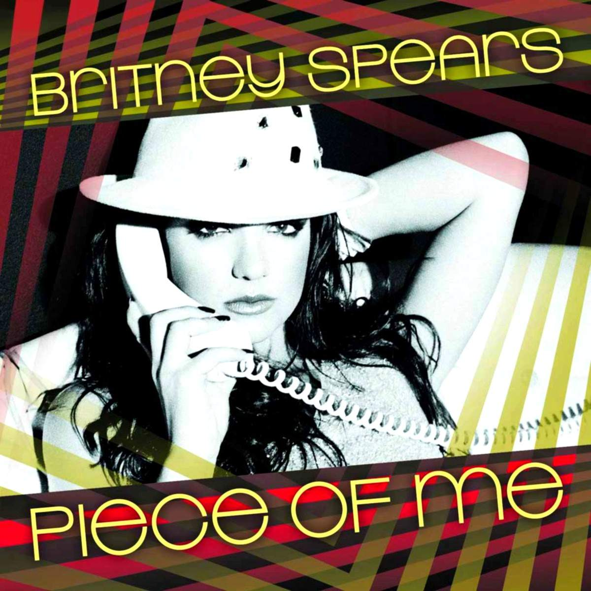 Album art for Britney Spears - Piece of Me