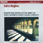 Album art for Salve Regina: Gregorian Chant - Benedictine Monks of the Abbey of Saint-Maurice & Saint-Maur