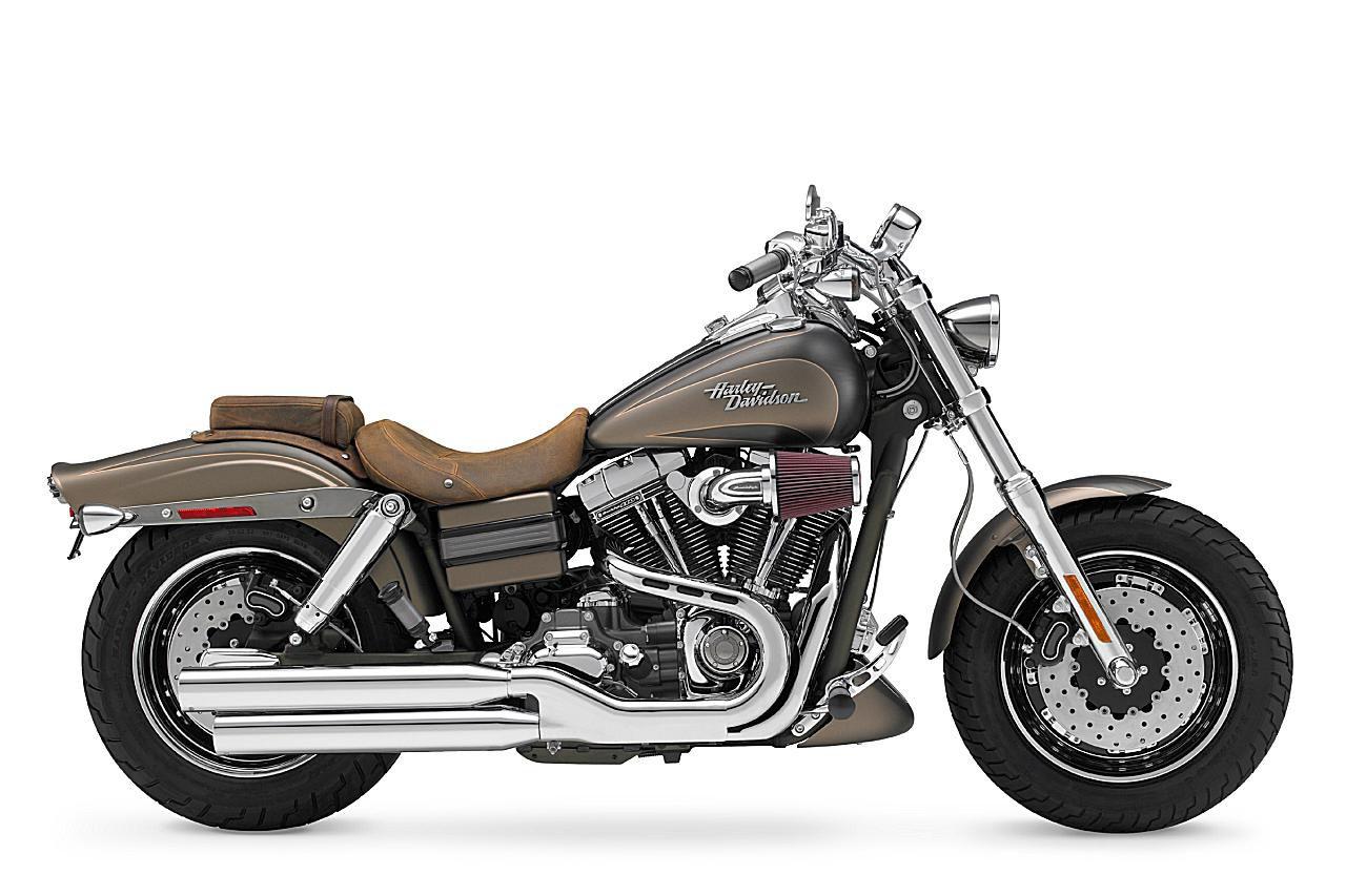 2010 Harley-Davidson CVO Fat Bob
