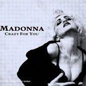 Madonna's Crazy for You cover