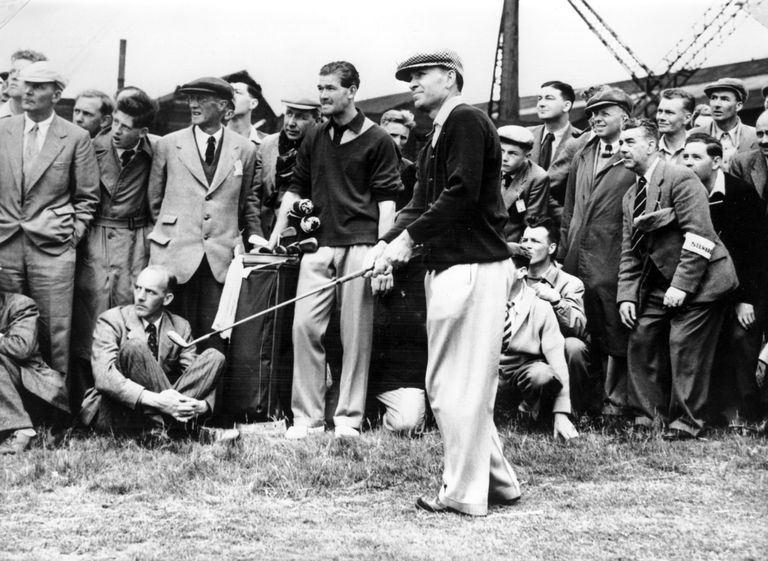 Ben Hogan in 1940