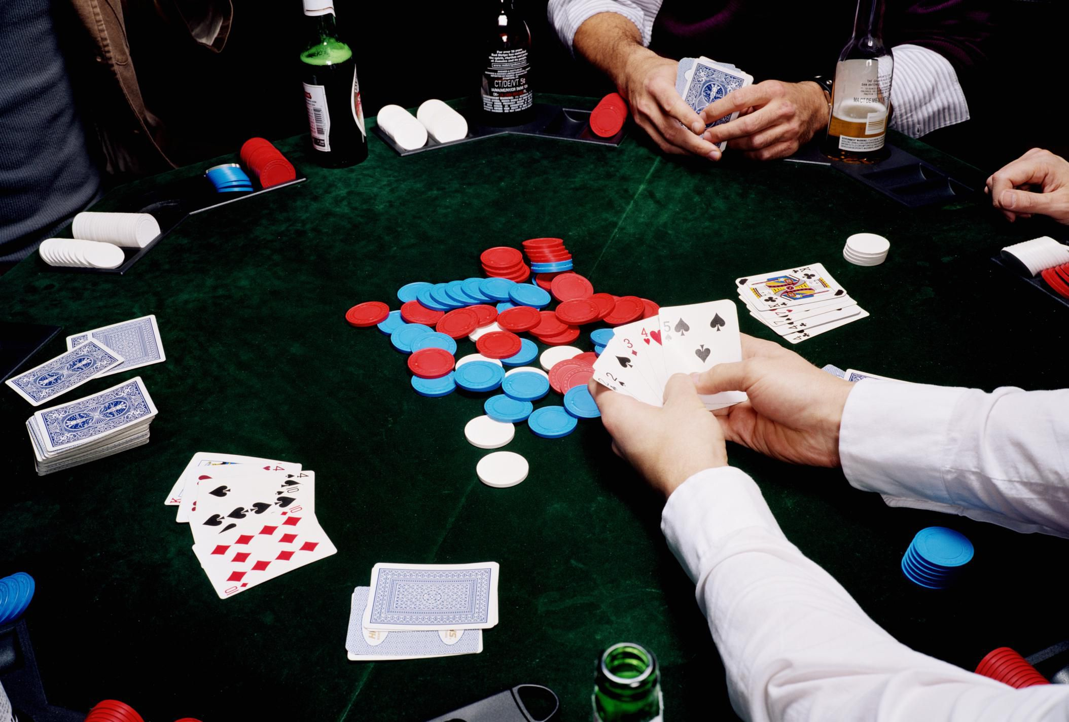"""Explaining """"Rebuy"""" in Poker"""