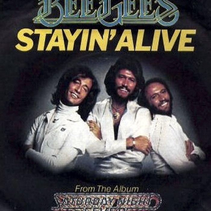 Album art art for Bee Gees -