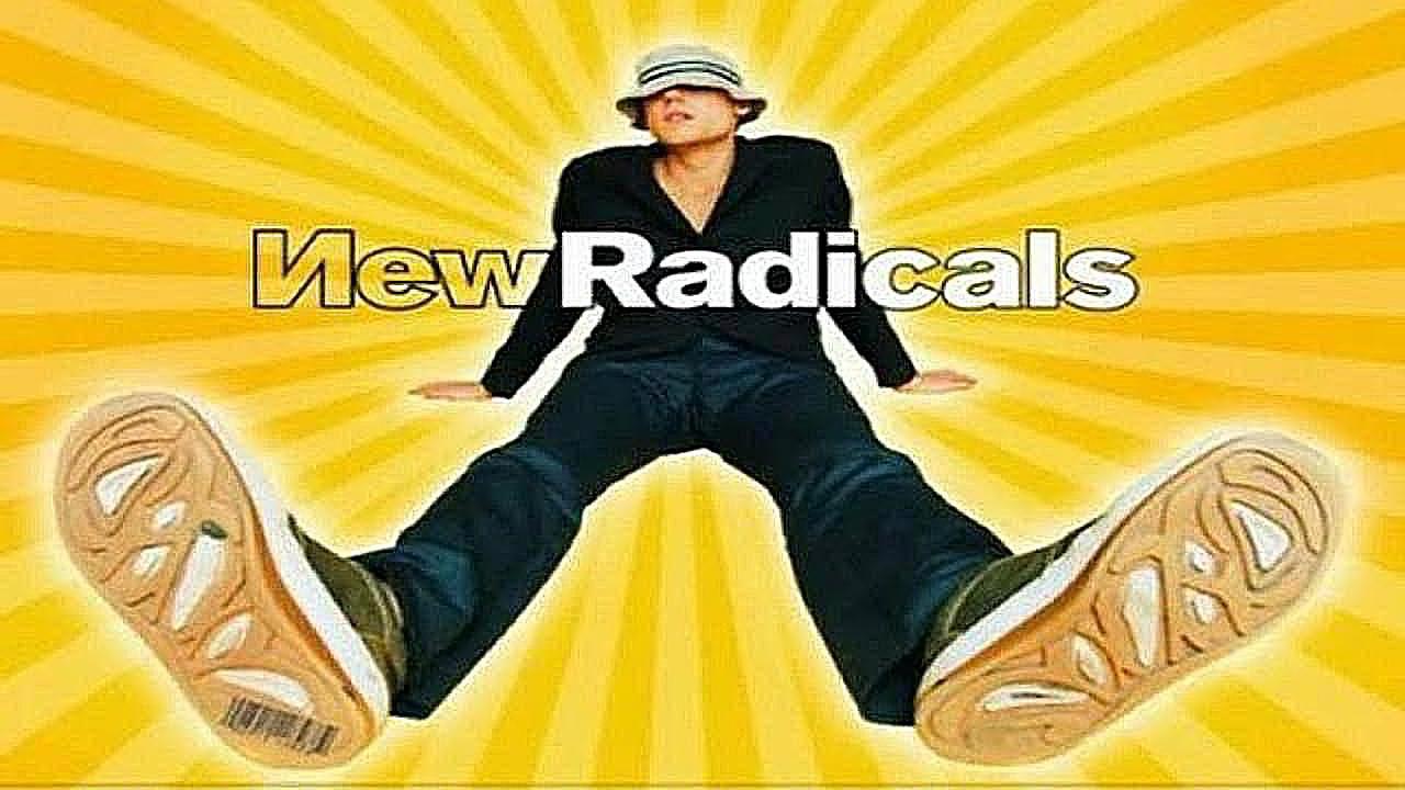 Album art for New Radicals -