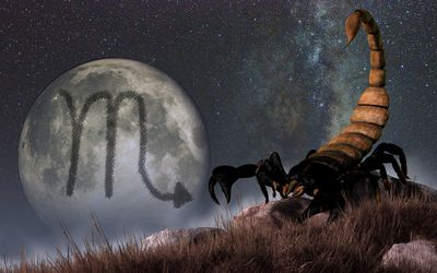 The Eighth House of Pluto and Scorpio in Astrology