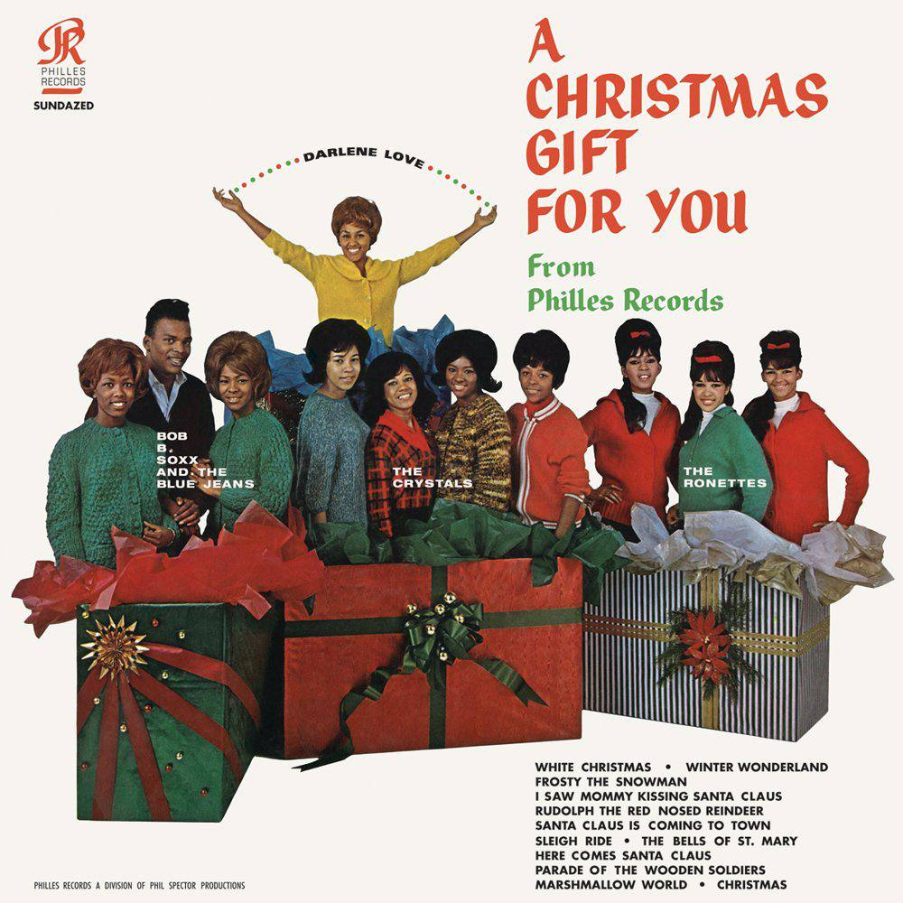 Various 'A Christmas Gift for You from Philles Records'