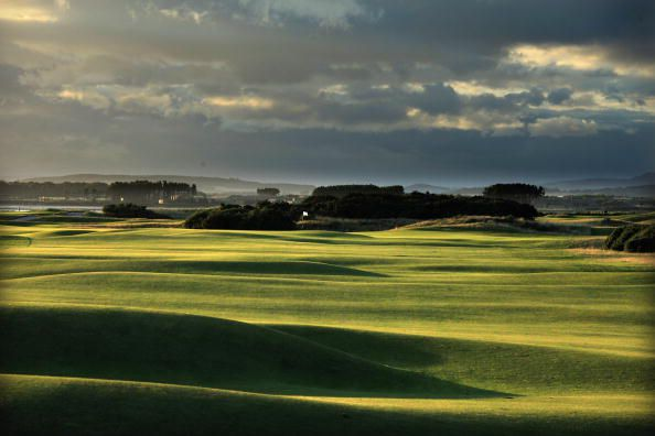 Old Course at St. Andrews Hole 6
