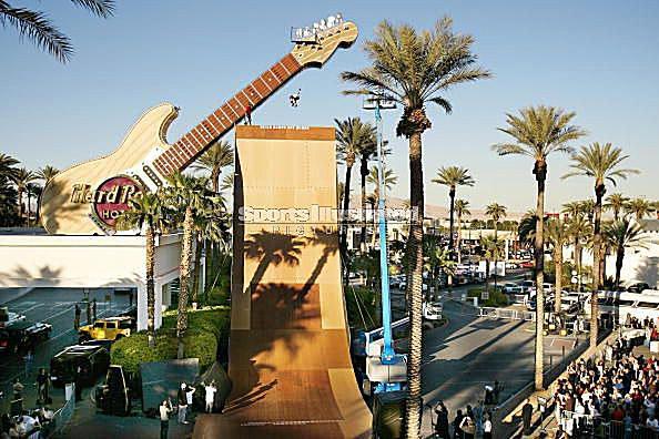 Danny Way in Las Vegas