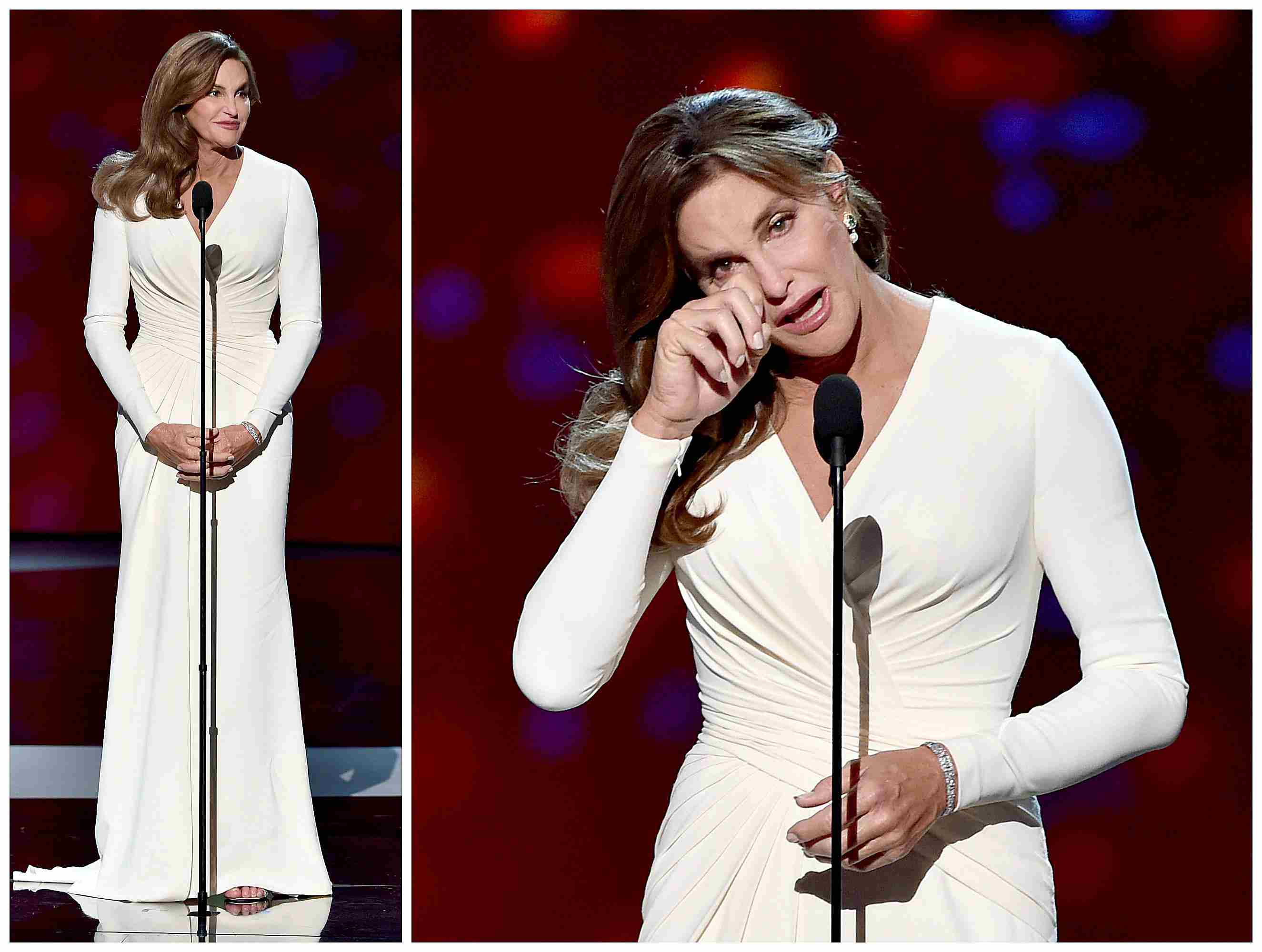 Caitlyn at the Espys