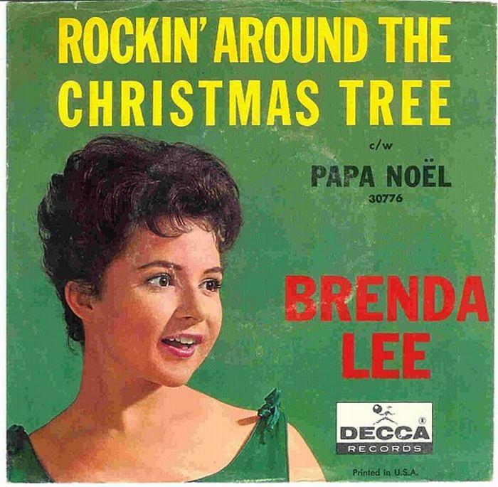 Brenda Lee Rockin' Around the Christmas Tree