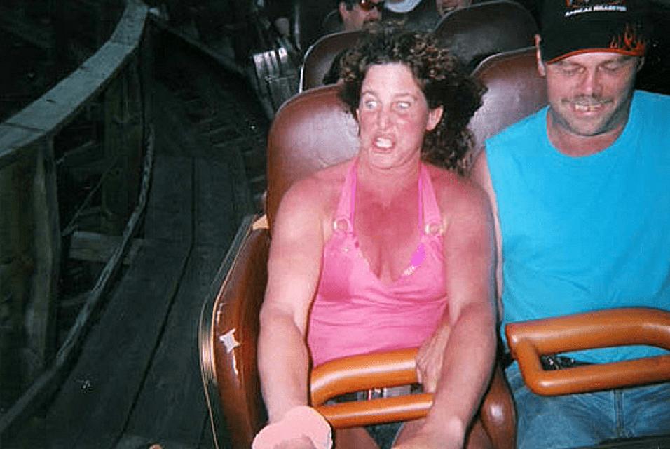 Roller Coaster Mom