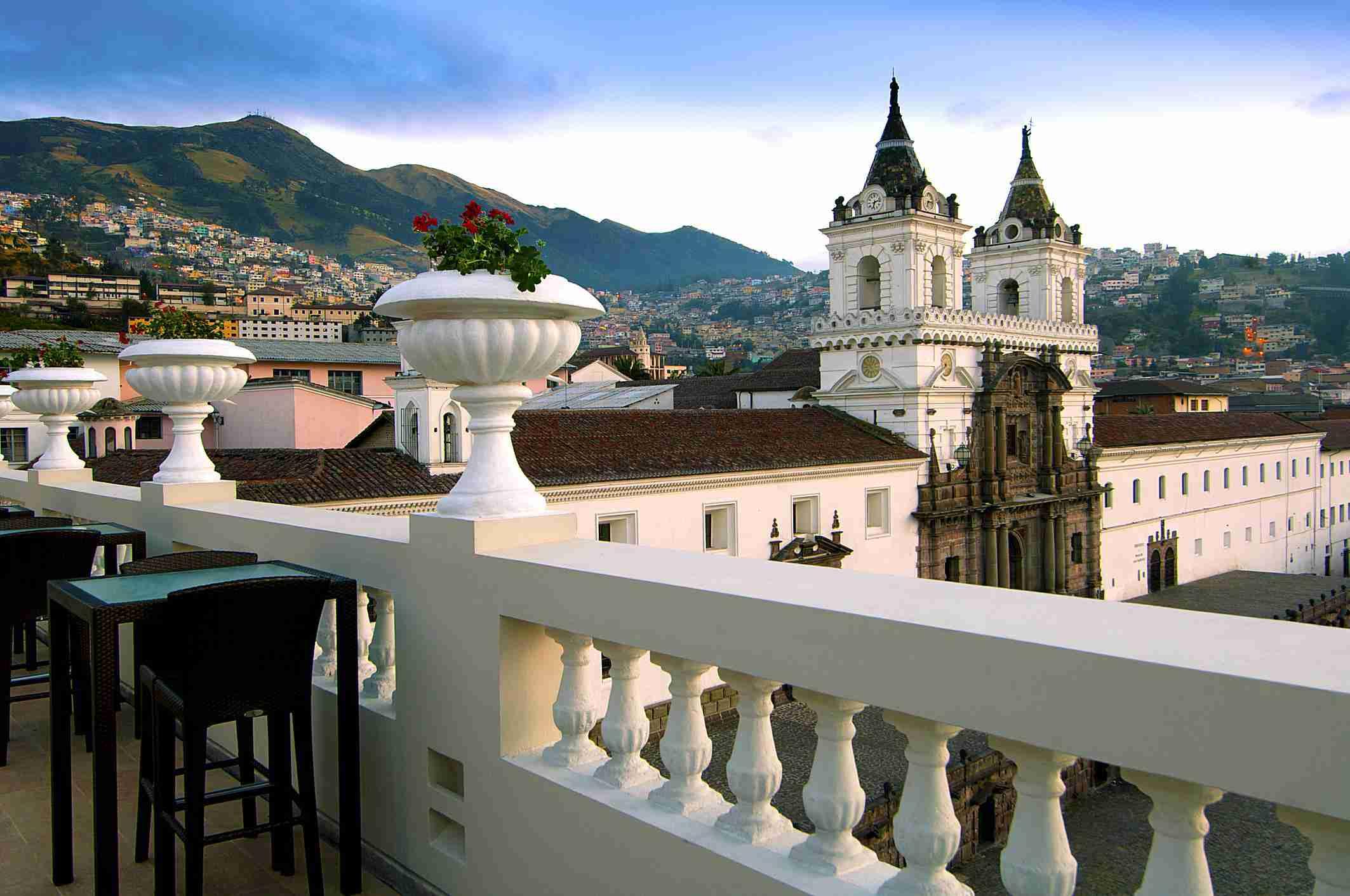 Win a Free Trip to Ecuador.