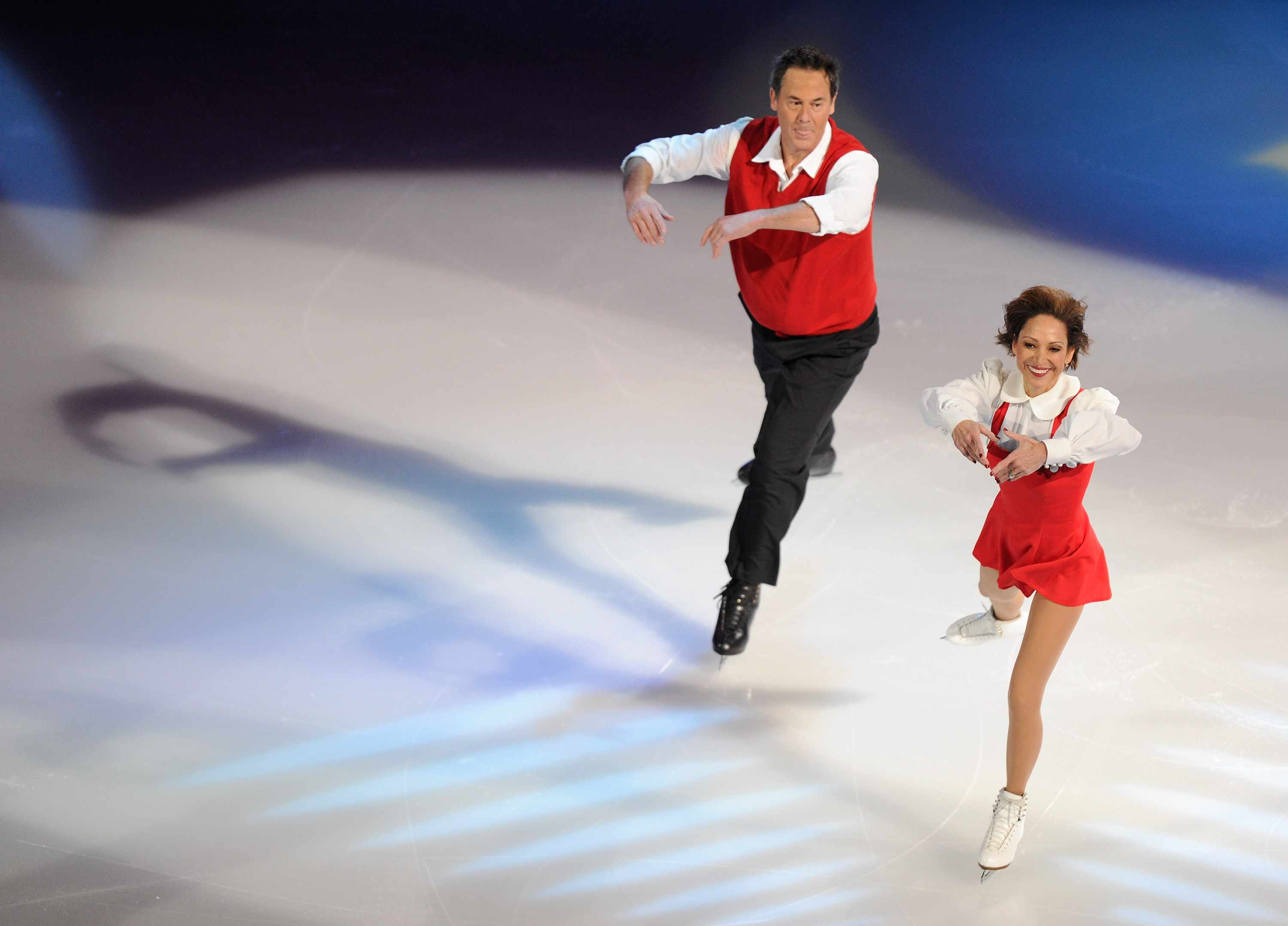 P&G & Wal-Mart 'Tribute to American Legends of the Ice'