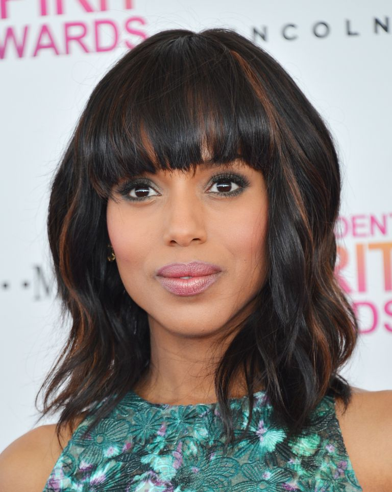 thin hair styles for men why the versatile haircut is shoulder length 9457 | kerry washington shoulder length hair 56a0849a3df78cafdaa26102