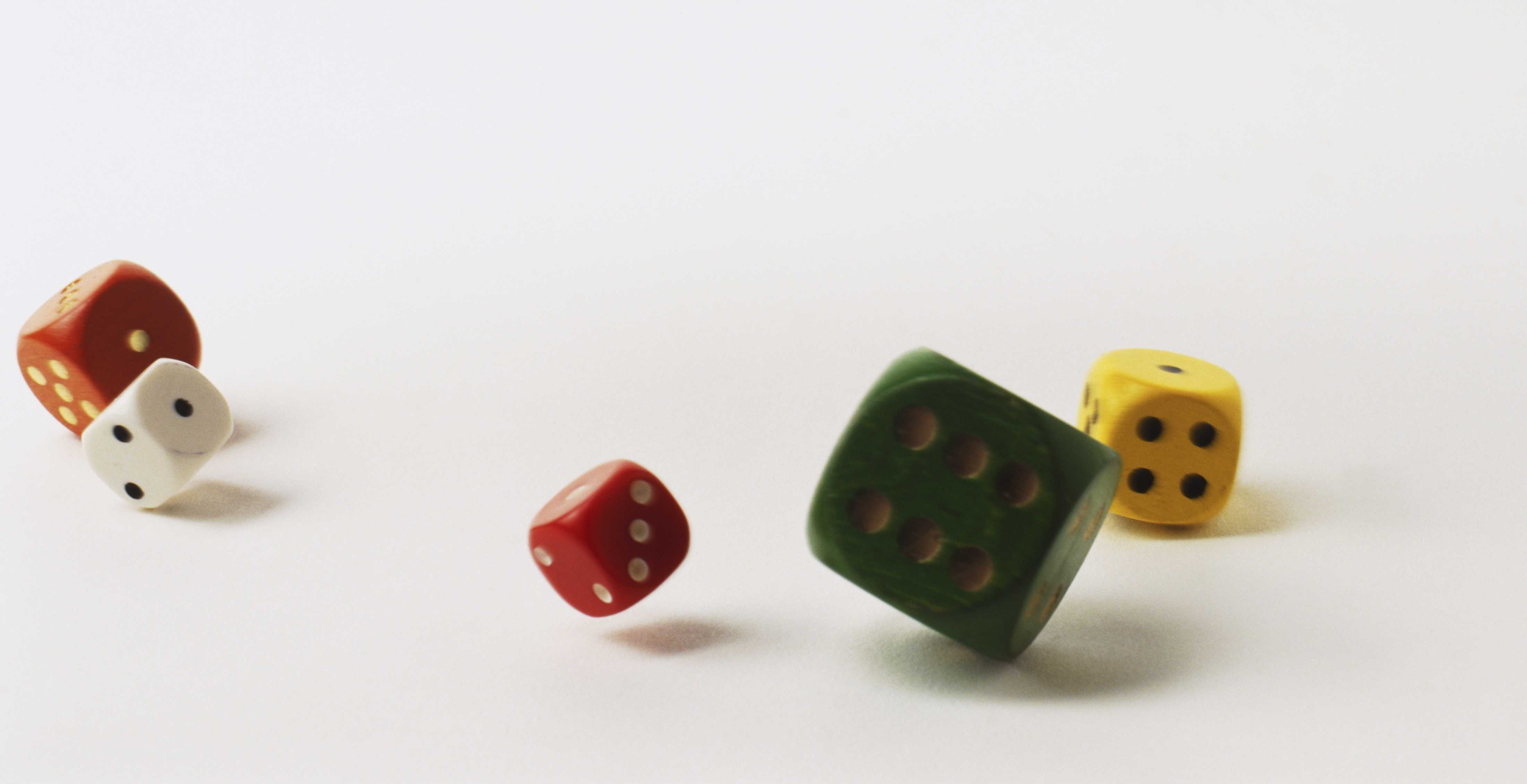 Image of Rolling Dice