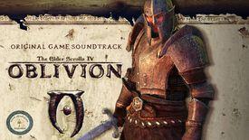 The Elder Scrolls IV soundtrack cover art