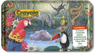 Crayola Discovery Series No. 1