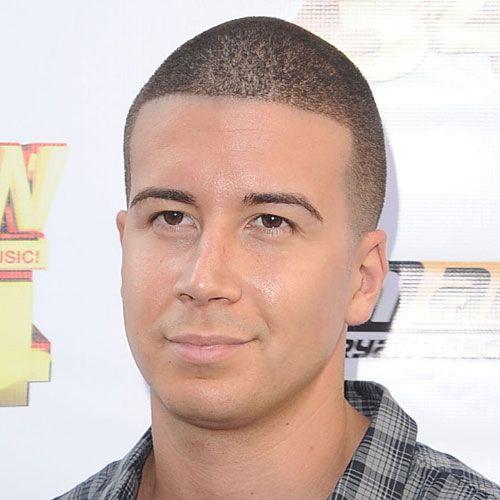 Vinnie Guadagnino's Jersey Shore Haircut