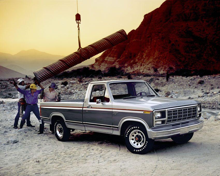 1980 Ford F-150 Truck