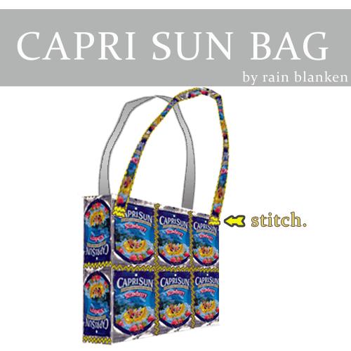 Capri Sun Bag