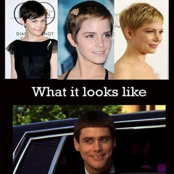Expectations vs Reality: The Pixie Cut