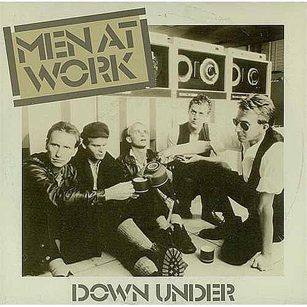 The popularity of Men at Work worldwide exploded following the American release of second single