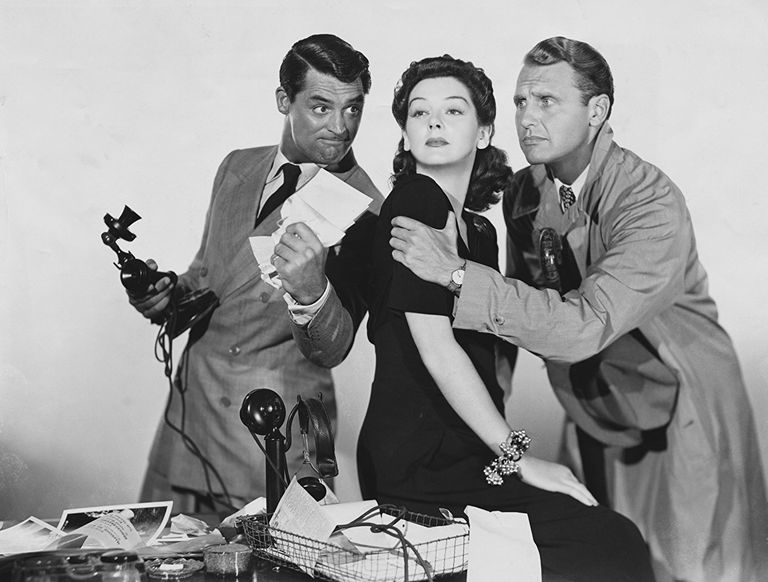 What Is a Screwball Comedy?