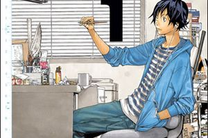 Bakuman Volume 1 by Tsugumi Ohba and Takeshi Obata, from Shonen Jump Manga / VIZ Media