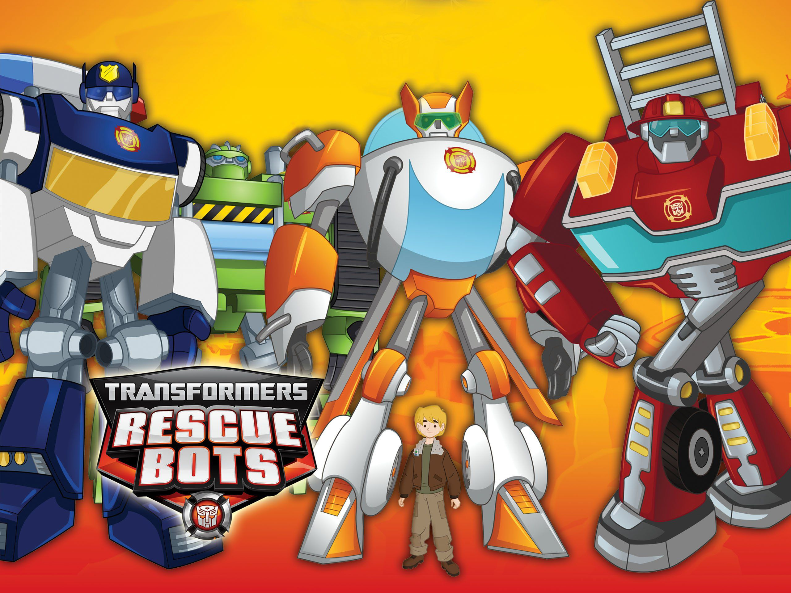 5 Best Cartoons For Kids Who Like Robots