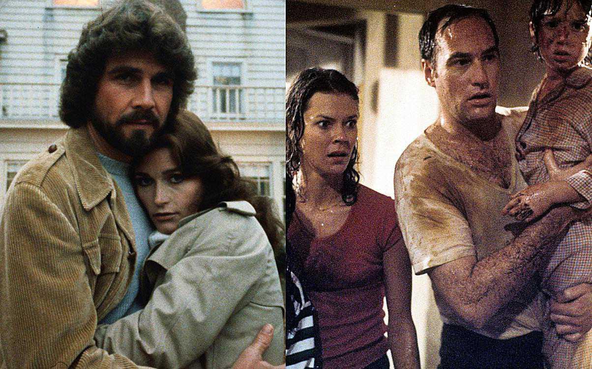 Horror Movie Crossovers: Amityville Horror vs. Poltergeist