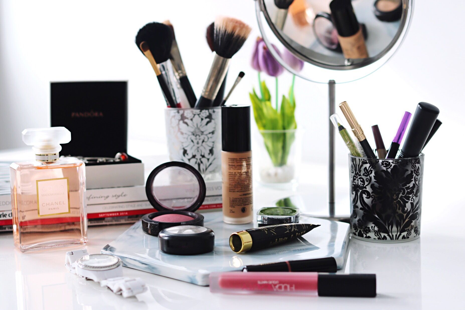 beauty makeup table walmart brands favorite vegan which getty them close expiration dates gettyimages