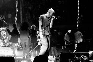 R.E.M. Plays The Omni Coliseum - Atlanta Georgia