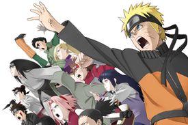 scene from Naruto Shippuden