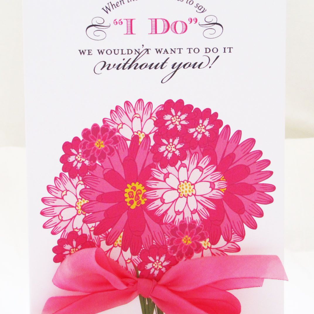 23 Will You Be My Bridesmaid? Cards (Free & Printable) Throughout Will You Be My Bridesmaid Card Template