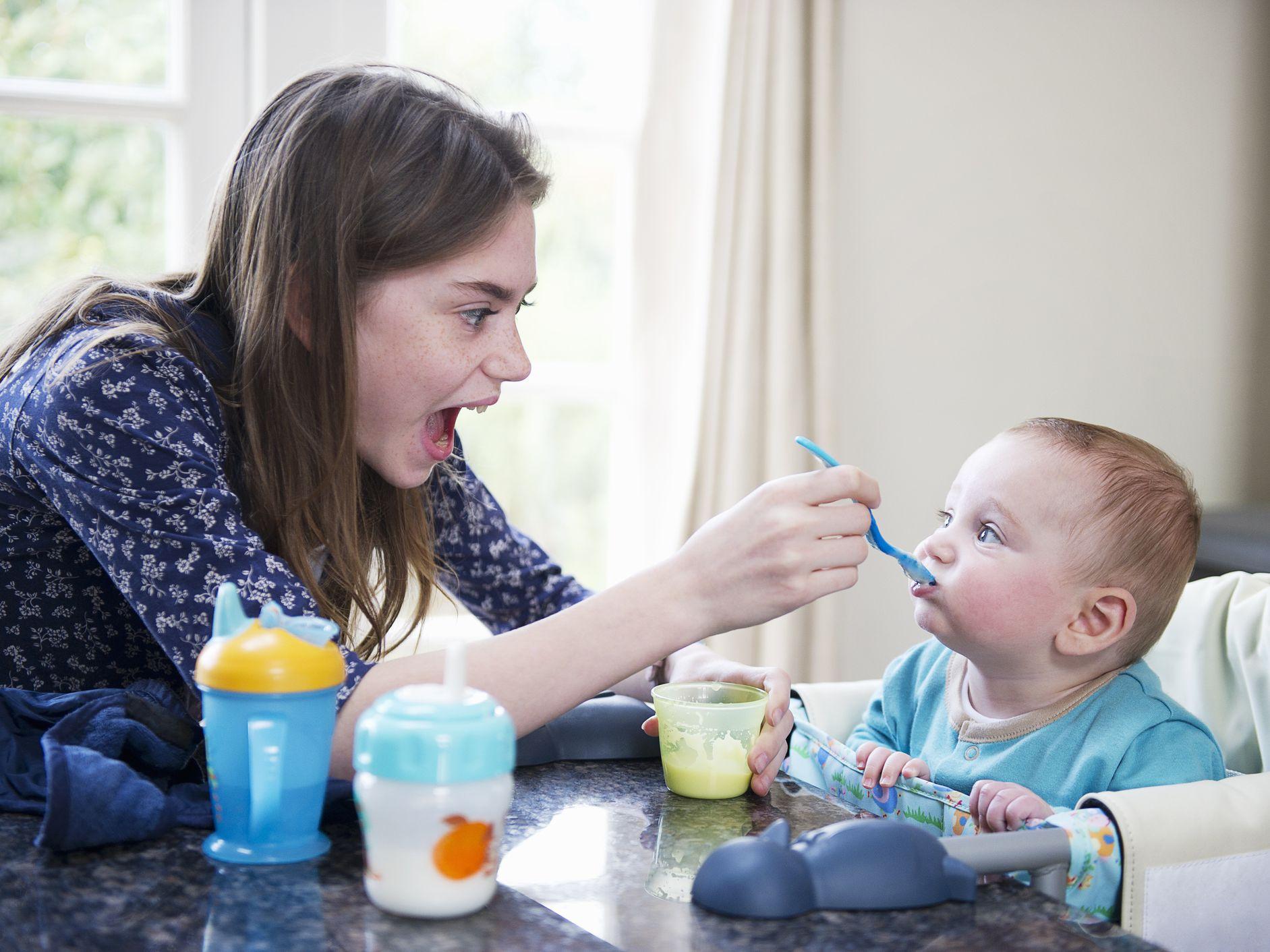 The Minimum Age To Start Babysitting