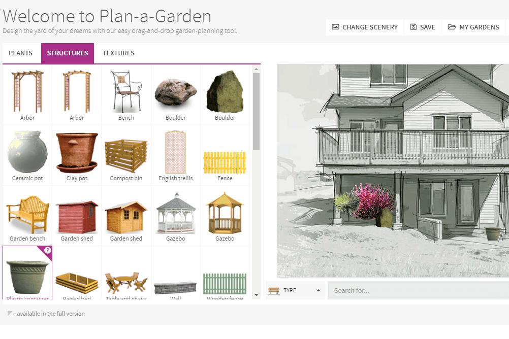 6 Free Garden Planners – Plan A Garden Tool