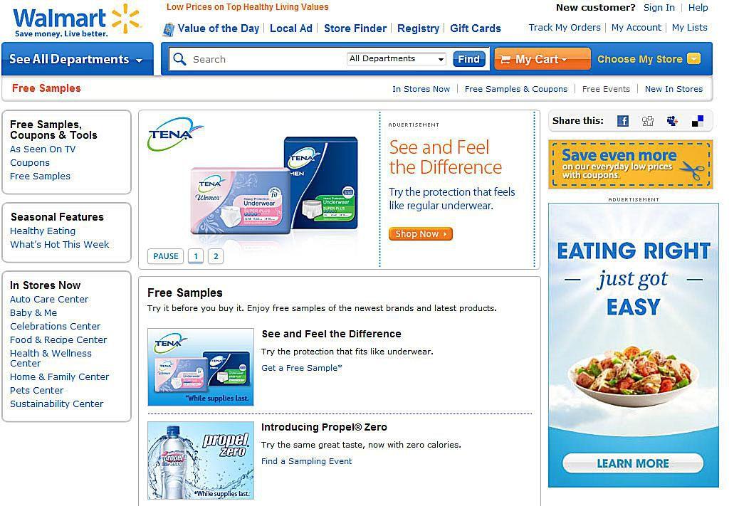 freebies sites name