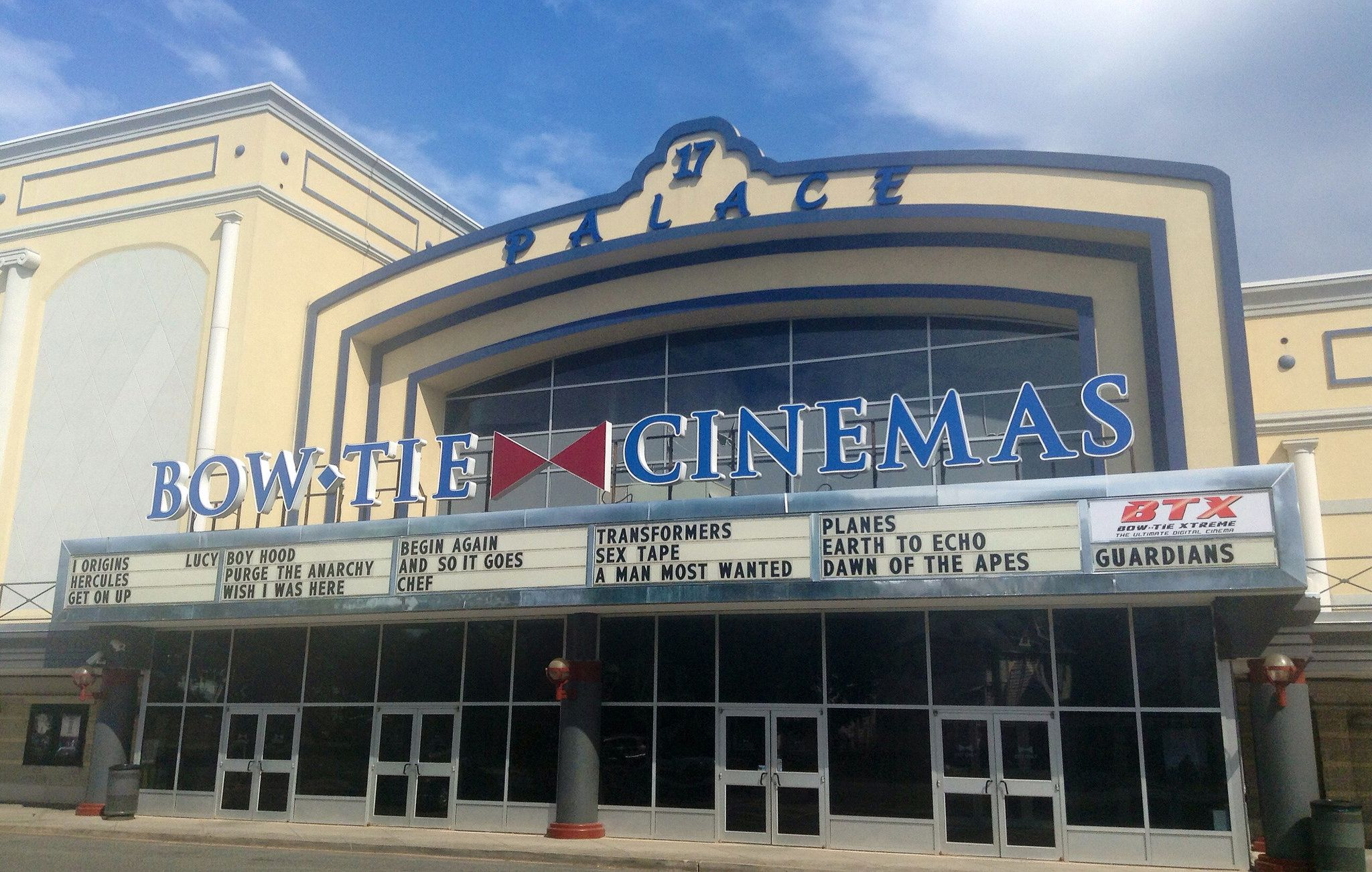 Bowtie Richmond Va >> Bow Tie Cinemas Free Summer Movies 2019