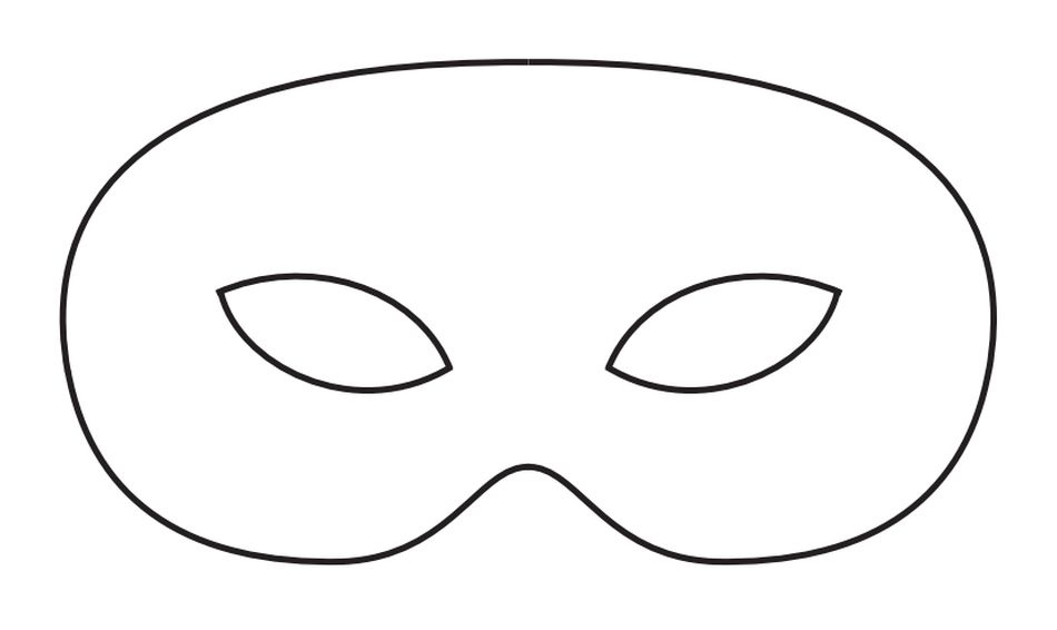 children s mask templates - 19 free mardi gras mask templates for kids and adults